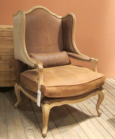 Emma wing chair