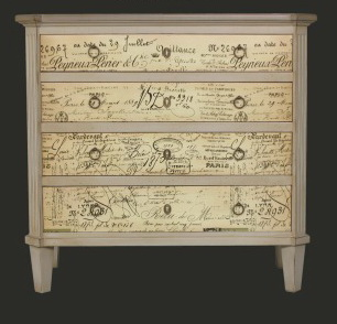 4 Drawers Chest Luberon